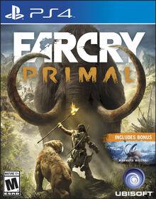 PlayStation 4 - Far Cry Primal