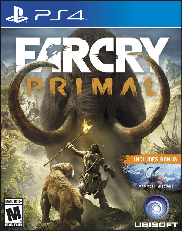 PlayStation 4 - Far Cry Primal