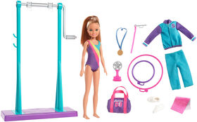 Barbie Team Stacie Doll & Accessories