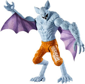 Batman Missions Albino Man-Bat Action Figure