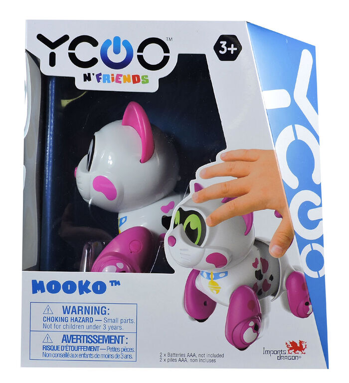 Nook n'Friends - Robot Mooko.