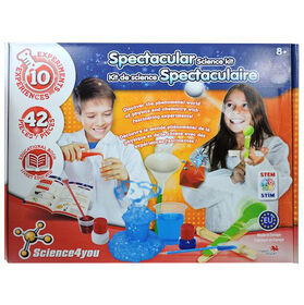 Science4you - Kit de Science Spectaculaire