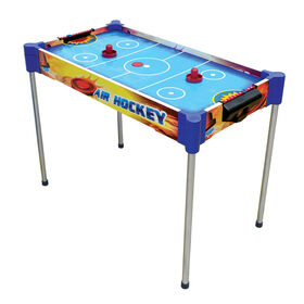 2-in-1 Table & Tabletop Air Hockey for Kids