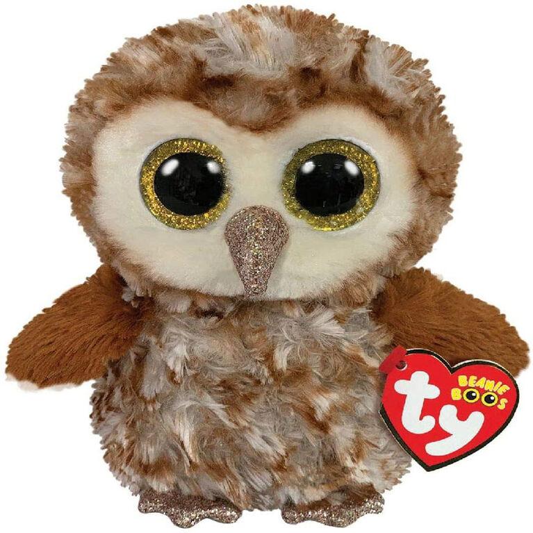 Ty Percy Barn Owl reg