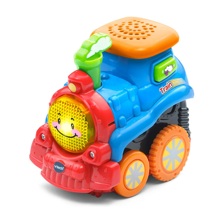VTech Go! Go! Smart Wheels Press & Race Train - English Edition