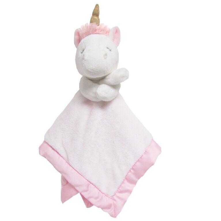 Carter's Unicorn Cuddle Blanket