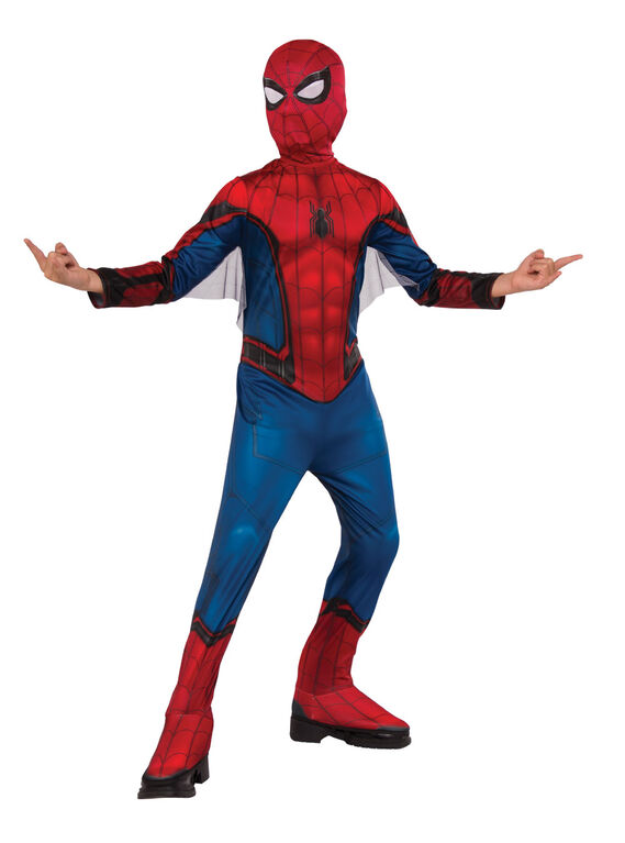 Spiderman Costume - Medium 8-10