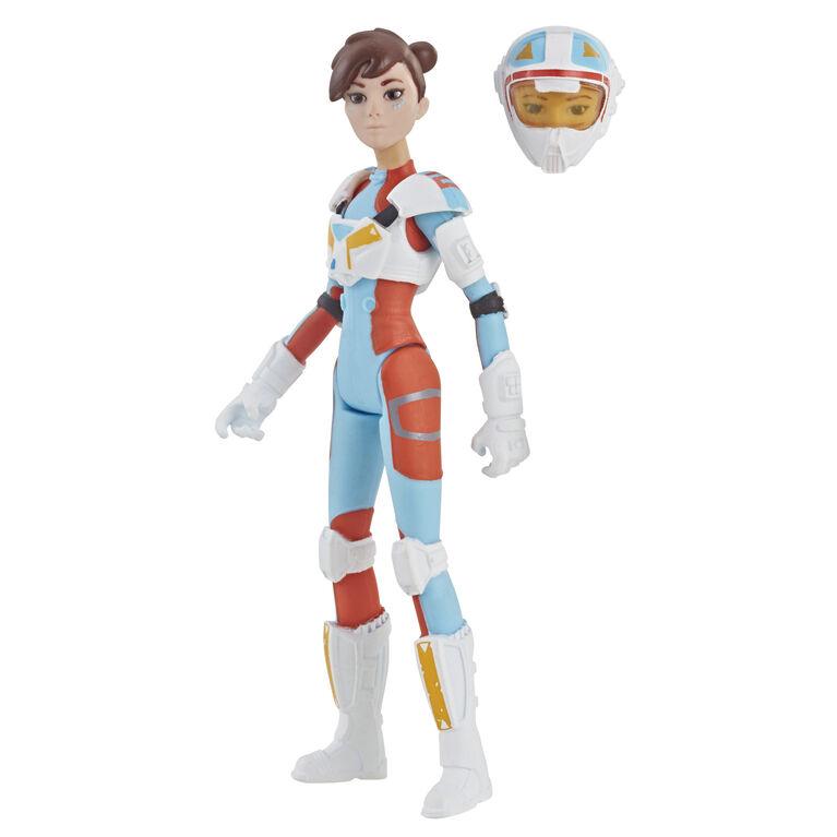 Star Wars Star Wars: Resistance Animated Series 3.75-inch Torra Doza Figure