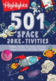 501 Space Joke-tivities - Édition anglaise
