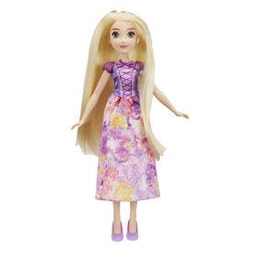 Disney Princess Royal Shimmer - Poupée Raiponce
