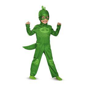 PJ Masks Gekko Classic Costume - Size 3-4T