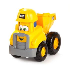 Cat Junior Crew - Construction Pals Dump Truck