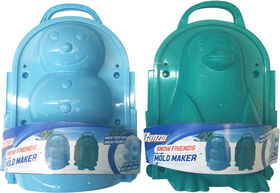 Snow Friends Mold Maker - Sold Separately Colours Vary