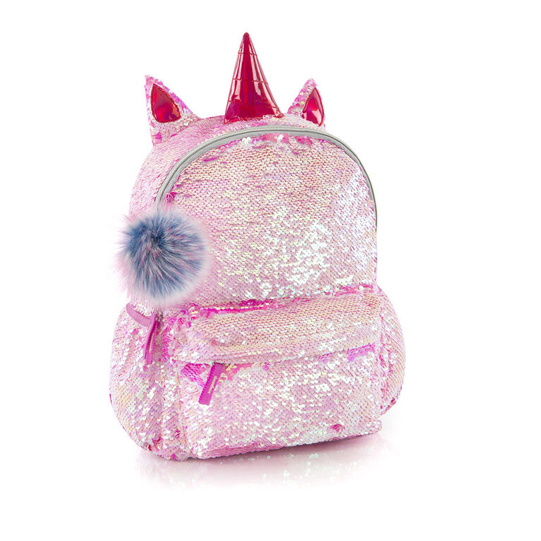 Heys Kids Reversable Sequine Fashion Backpack - Unicorn