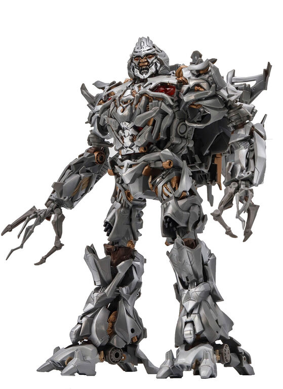 Hasbro Transformers Masterpiece Movie Series Megatron MPM-8, 12-inch scale