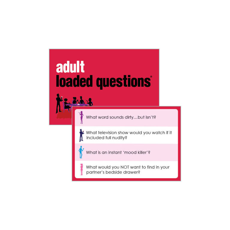 Adult Loaded Questions - English Edition