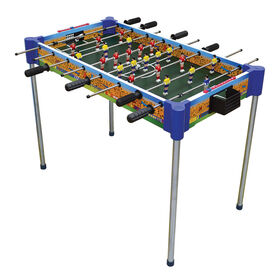 2-in-1 Table & Tabletop Foosball for Kids