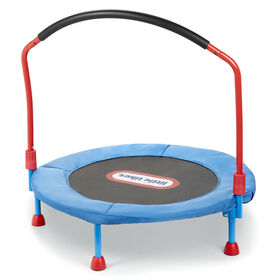 Little Tikes - Easy Store 3 ft Trampoline