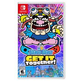 Nintendo Switch - Warioware: Get It Together
