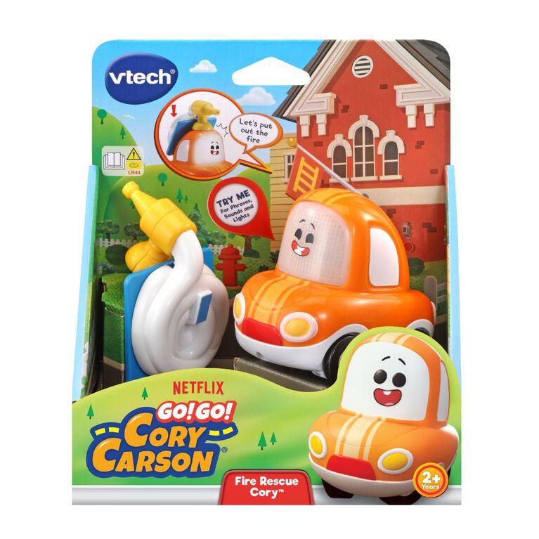 VTech Go! Go! Cory Carson Fire Rescue Cory - English Edition
