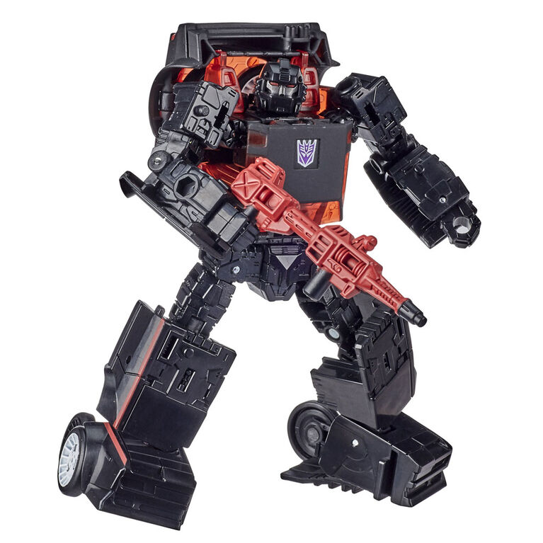 Transformers Generations War for Cybertron Deluxe WFC-E41 Decepticon Runabout