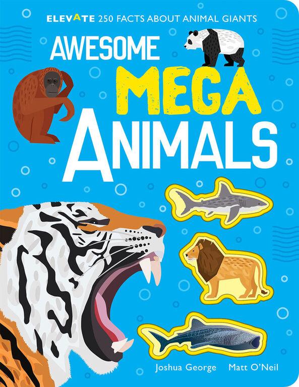 Awesome Mega Animals - Édition anglaise