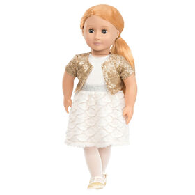 Our Generation, Hope, 18-inch Holiday Doll