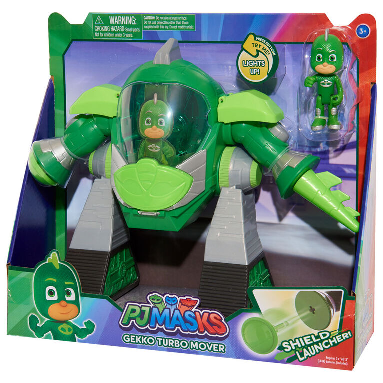 PJ Masks Turbo Movers - Gekko