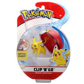 Pokémon - Clip N Go - Pikachu #1