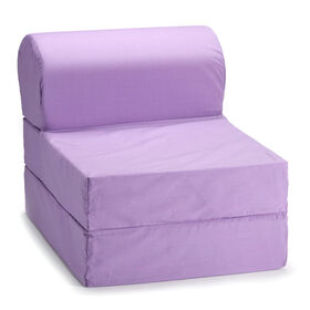 Comfy Kids Flip Chair - Lilac