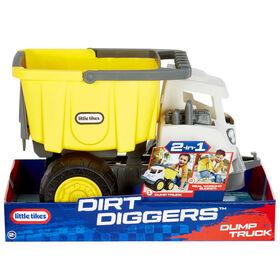 Camion-benne Dirt Diggers 2 en 1 Little Tikes