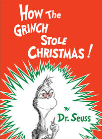 How the Grinch Stole Christmas! - English Edition