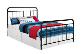 DHP - Brookyln Full Bed, Black