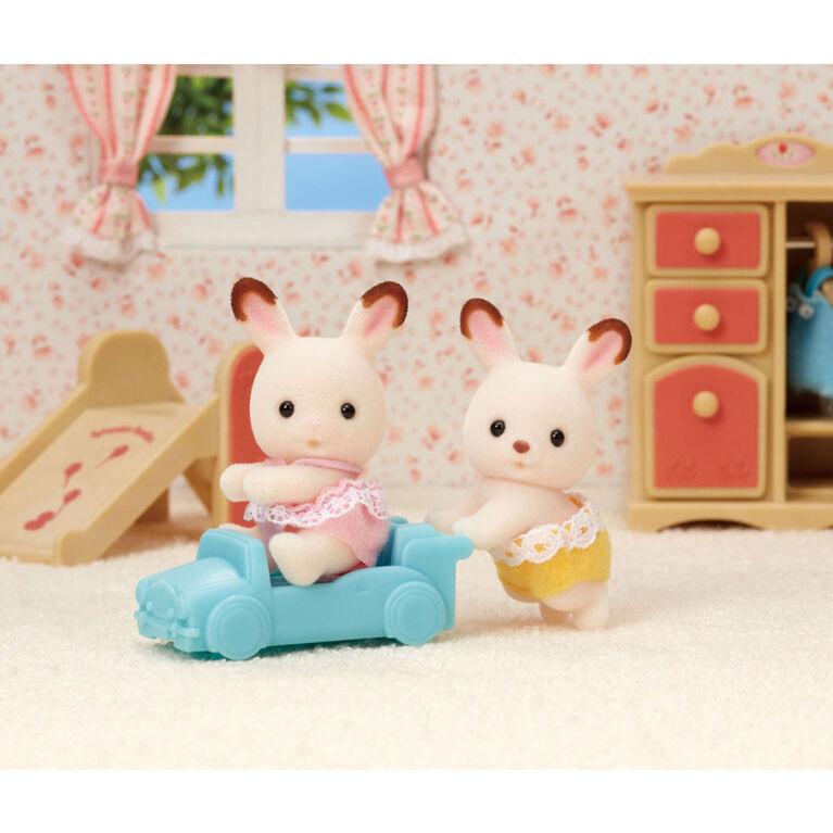 Calico Critters - Hopscotch Rabbit Twins