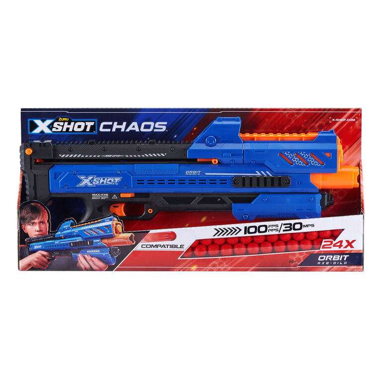 Zuru X-Shot Chaos Orbit