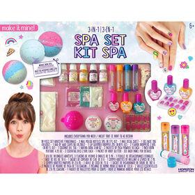 Make It Mine 3 in 1 Spa Kit