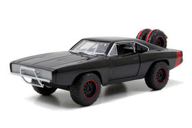 Fast & Furious - 1:24 Die-cast -1970 Dodge Charger -Off Road