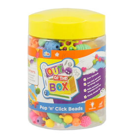 Out of the Box Pop n Click Beads