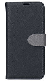 Blu Element 2 in 1 Folio Case for iPhone 8/7/6S/6 Black/Grey (B21I7BY)