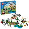LEGO City Wildlife L'opération de sauvetage d'animaux 60302