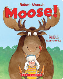 Moose - English Edition