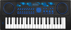 First Act Discovery Electronic Keyboard - Blue Stars