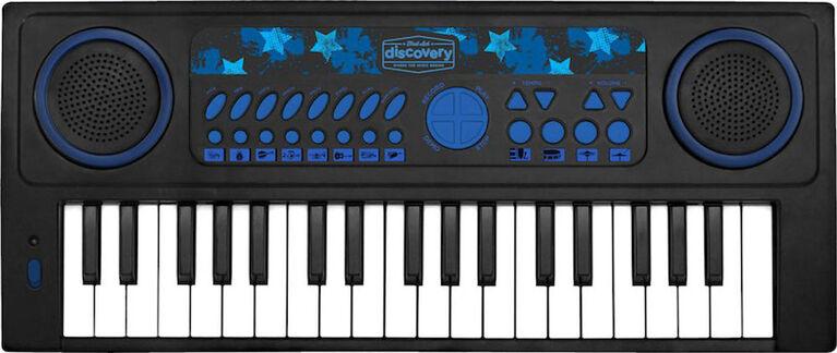 First Act Discovery clavier électronique - étoiles bleues