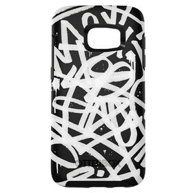 OtterBox Symmetry Samsung GS7 Black/Graffiti
