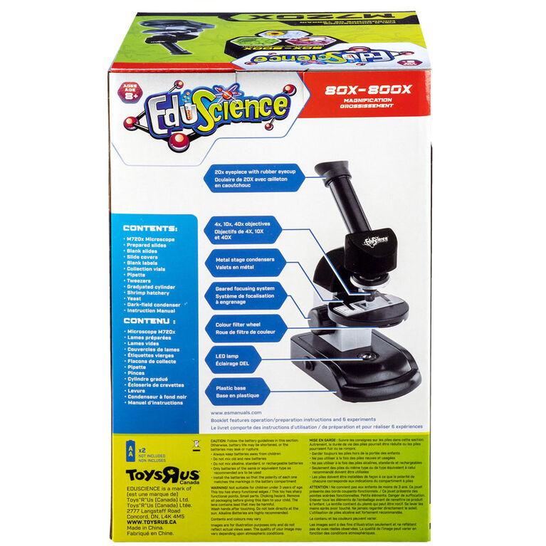 720X Microscope