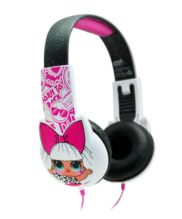 L.O.L. Kid Safe Headphones