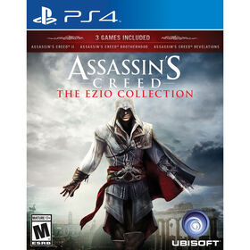 PlayStation 4 - Assassins Creed: The Ezio Collection