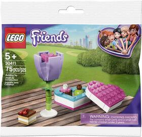LEGO Friends La boîte de chocolats et une fleur 30411