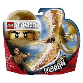 LEGO Ninjago Le maître du dragon d'or 70644.