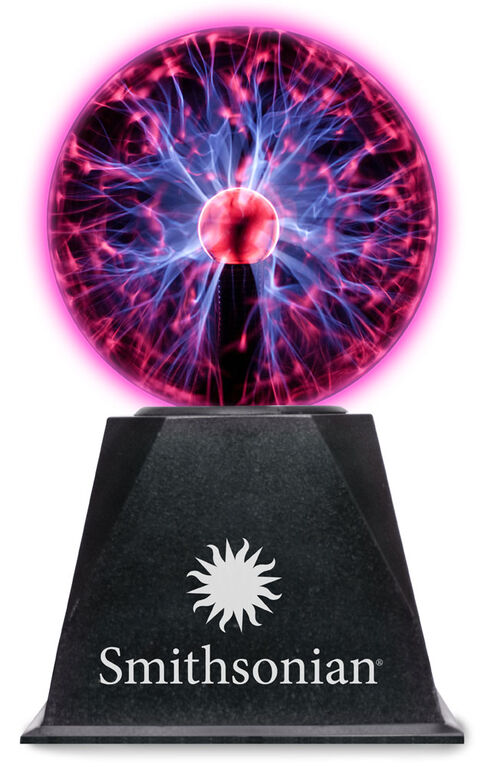 "NSI Industries-Smithsonian - 5"" Plasma ball"